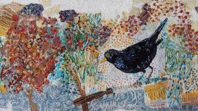 Hand and machine stitch