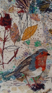 Dear Robin (detail)