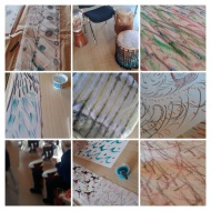 Drumming and Textile Workshop