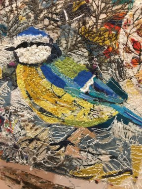 Bird box (detail)