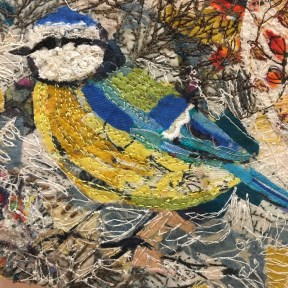 Bird box (detail)